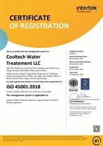 Certificate-for-registration